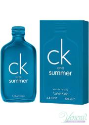 Calvin Klein CK One Summer 2018 EDT 100ml ...