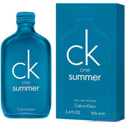Calvin Klein CK One Summer 2018 EDT 100ml ...
