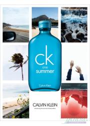Calvin Klein CK One Summer 2018 EDT 100ml για άνδρες και Γυναικες