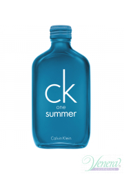 Calvin Klein CK One Summer 2018 EDT 100ml για άνδρες και Γυναικες ασυσκεύαστo Unisex Аρώματα χωρίς συσκευασία