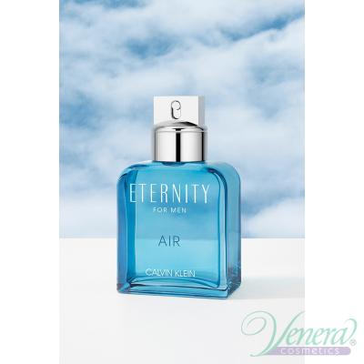 Calvin Klein Eternity Air for Men EDT 100ml за Мъже БЕЗ ОПАКОВКА Мъжки Парфюми без опаковка