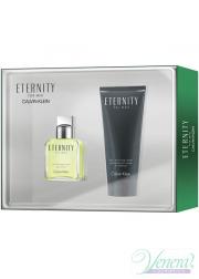 Calvin Klein Eternity Set (EDT 30ml + Hair & Body Wash 100ml) για άνδρες Ανδρικά Σετ