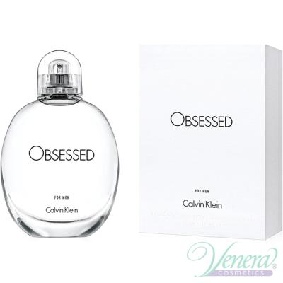 Calvin Klein Obsessed For Men EDT 125ml за Мъже