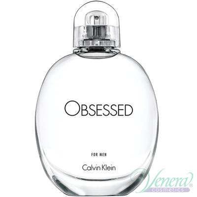 Calvin Klein Obsessed For Men EDT 125ml за Мъже БЕЗ ОПАКОВКА Мъжки Парфюми без опаковка