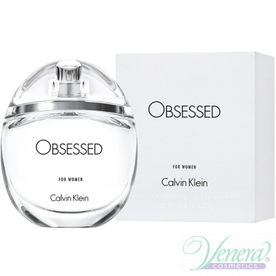 Calvin Klein Obsessed For Women EDP 100ml за Жени Дамски Парфюми