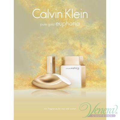 Calvin Klein Pure Gold Euphoria EDP 100ml за Жени БЕЗ ОПАКОВКА Дамски Парфюми без опаковка