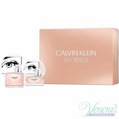 Calvin Klein Women Комплект (EDP 100ml + EDP 30ml) за Жени Дамски Комплекти
