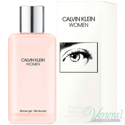 Calvin Klein Women Shower Gel 200ml pentru Femei Women's face and body products