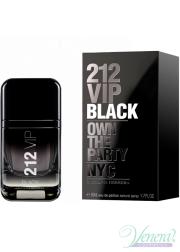 Carolina Herrera 212 VIP Black EDP 50ml για άνδρες Men's Fragrances