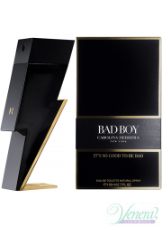 Carolina Herrera Bad Boy EDT 50ml για άνδρες