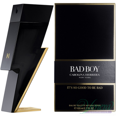 Carolina Herrera Bad Boy EDT 50ml pentru Bărbați Parfumuri pentru Bărbați