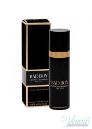 Carolina Herrera Bad Boy Deo Spray 100ml για άνδρες