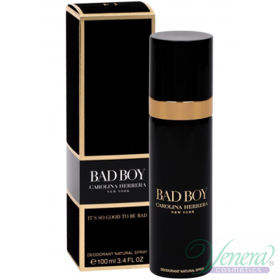 Carolina Herrera Bad Boy Deo Spray 100ml з...