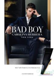 Carolina Herrera Bad Boy EDT 50ml για άνδρες Ανδρικά Αρώματα