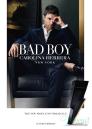Carolina Herrera Bad Boy EDT 50ml за Мъже Мъжки Парфюми