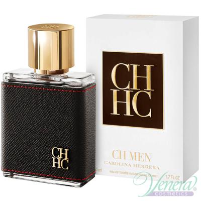 Carolina Herrera CH EDT 50ml за Мъже Мъжки Парфюми
