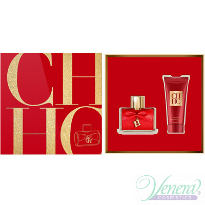 Carolina Herrera CH Privee Комплект (EDP 50ml + Body Cream 75ml) за Жени