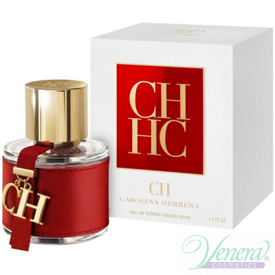 Carolina Herrera CH EDT 50ml за Жени