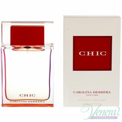 Carolina Herrera Chic EDP 80ml за Жени Дамски Парфюми