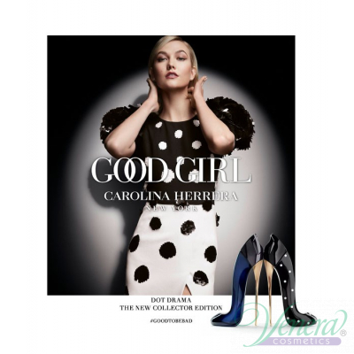 Carolina Herrera Good Girl Dot Drama EDP 80ml за Жени Дамски Парфюми