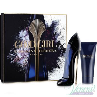 Carolina Herrera Good Girl Комплект (EDP 50ml + BL 75ml) за Жени Дамски Комплекти