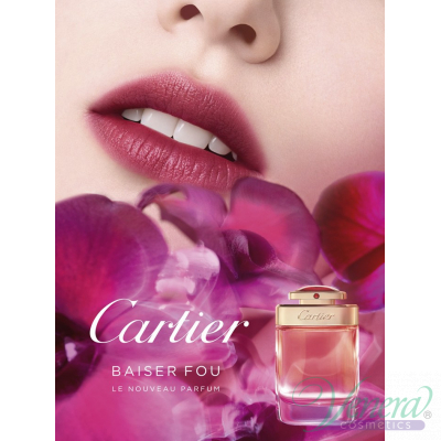 Cartier Baiser Fou EDP 30ml for Women Women's Fragrance