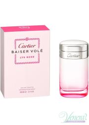 Cartier Baiser Vole Lys Rose EDT 100ml for Women Women's Fragrance