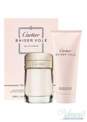 Cartier Baiser Vole Set (EDP 50ml + BL 100ml) για γυναίκες Γυναικεία Σετ