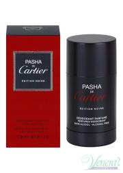 Cartier Pasha de Cartier Edition Noire Deo Stick 75ml για άνδρες Αρσενικά Προϊόντα για Πρόσωπο και Σώμα