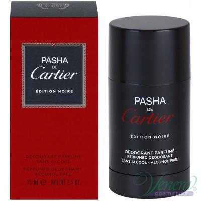 Cartier Pasha de Cartier Edition Noire Deo Stick 75ml за Мъже