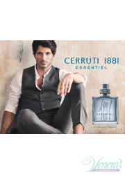 Cerruti 1881 Essentiel EDT 100ml για άνδρες