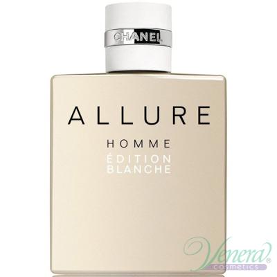 Chanel Allure Homme Edition Blanche Eau de Parfum EDP 100ml pentru Bărbați fără de ambalaj AROME PENTRU BĂRBAȚI