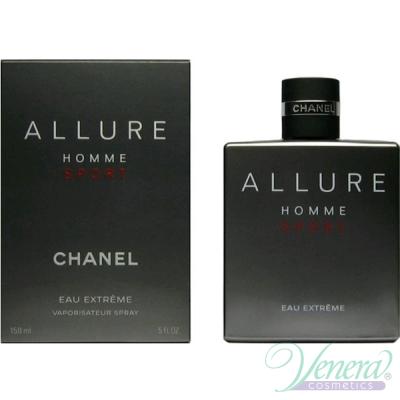 Chanel Allure Homme Sport Eau Extreme EDP 100ml за Мъже Мъжки Парфюми