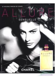 Chanel Allure Sensuelle EDP 100ml για γυναίκες ασυσκεύαστo Γυναικεία αρώματα χωρίς συσκευασία