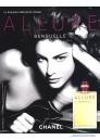 Chanel Allure Sensuelle EDP 100ml за Жени БЕЗ ОПАКОВКА Дамски Парфюми БЕЗ ОПАКОВКА