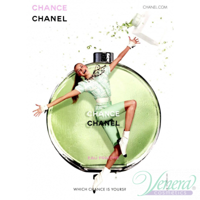 Chanel Chance Eau Fraiche EDT 100ml pentru Femei fără de ambalaj Women's Fragrances without package