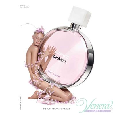 Chanel Chance Eau Tendre EDT 100ml за Жени БЕЗ ОПАКОВКА Дамски Парфюми без опаковка