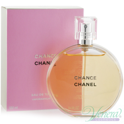 Chanel Chance Eau de Toilette EDT 50ml за Жени