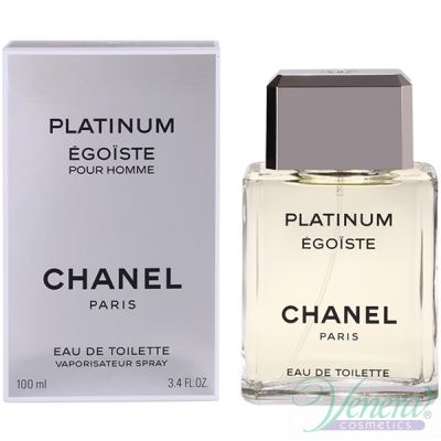 Chanel Egoiste Platinum EDT 100ml за Мъже