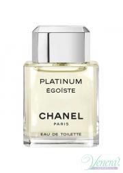 Chanel Egoiste Platinum EDT 100ml για άνδρες ασυσκεύαστo Ανδρικά Αρώματα χωρίς συσκευασία