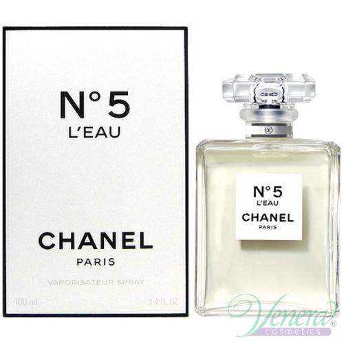 Chanel No 5 Leau Edt 100ml Pentru Femei Fără De Ambalaj