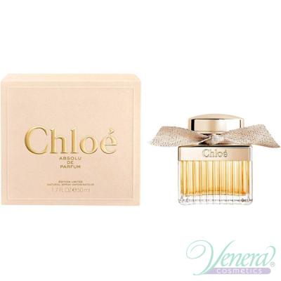 Chloe Absolu de Parfum EDP 50ml за Жени Дамски Парфюми
