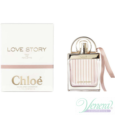 Chloe Love Story Eau de Toilette EDT 50ml for Women Women's Fragrance