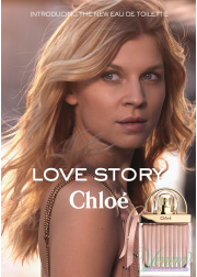 Chloe Love Story Eau de Toilette EDT 50ml για γυναίκες Γυναικεία αρώματα