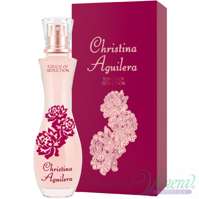 Christina Aguilera Touch of Seduction EDP 30ml за Жени Дамски Парфюми