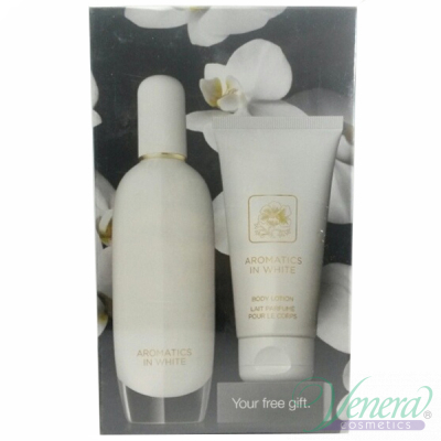Clinique Aromatics in White Комплект (EDP ...