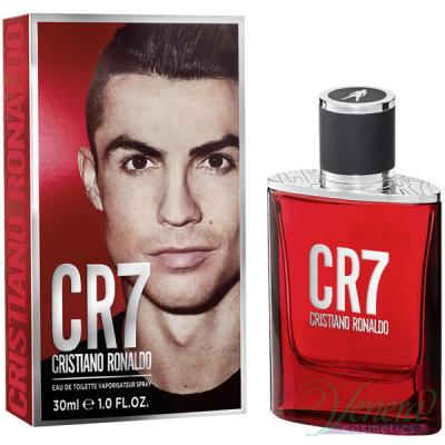 Cristiano Ronaldo CR7 EDT 30ml за Мъже Мъжки Парфюми