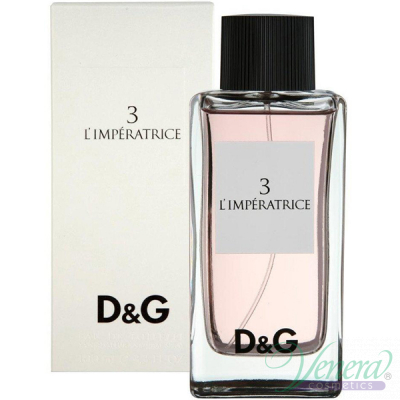D&G Anthology L'Imperatrice 3 EDT 100ml за Жени Дамски Парфюми
