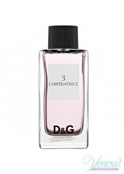 Dolce&Gabbana Anthology L'Imperatrice 3 EDT 100ml για γυναίκες ασυσκεύαστo Γυναικεία Αρώματα Χωρίς Συσκευασία