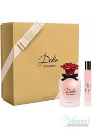 Dolce&Gabbana Dolce Rosa Excelsa Set (EDP 30ml + EDP 7.4ml Roll-on) για γυναίκες Γυναικεία Σετ